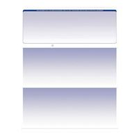 VersaCheck VersaCheck Refills: Form #1000 Blue Graduated (PC)