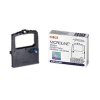 Okidata Black Printer Ribbon Cartridge