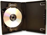 Meritline Products diskStak 9 Disc DVD Case