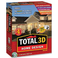 Individual Software Total 3D Home Design Deluxe 9.0 (PC)
