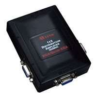 QVS 2-Port VGA/QXGA Distribution Amplifier