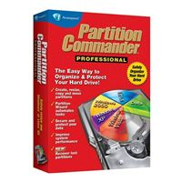Avanquest Partition Commander Professional 10 (PC)