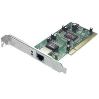 Trendnet 32-bit 10/100/1000Mbps Copper Gigabit PCI Adapter