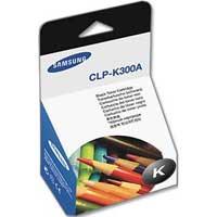 Samsung CLP-K300A Black Toner Cartridge