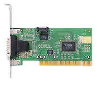 Syba PCI to Serial 1-Port Host Controller Card