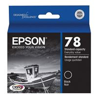 Epson 78 Black Ink Cartridge