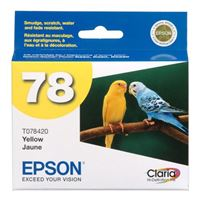 Epson 78 Yellow Ink Cartridge