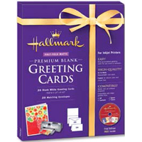 Nova Development Hallmark Premium Blank Greeting Cards