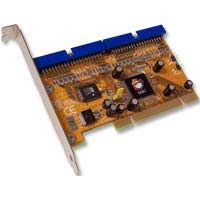 SIIG UltraATA 133 PCI High-speed Dual Channel IDE Bus Master Host Controller