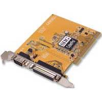 SIIG Cyber I/O PCI RoHS