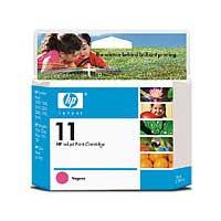 HP HP 11 Magenta Ink Cartridge (C4837AN)