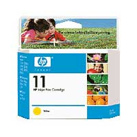 HP HP 11 Yellow Ink Cartridge (C4838AN)