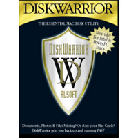 Diskwarrior for Intel Systems (Mac)