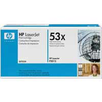 HP Q7553X LaserJet Black Smart Print Toner Cartridge