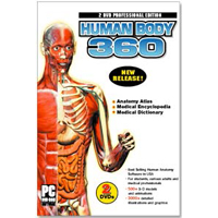 MegaSystems Human Body 360 (PC)