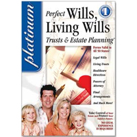 Perfect Wills, Living Wills, Trusts & Estate Planning