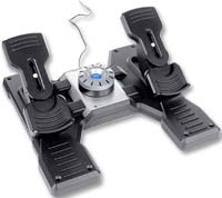 Saitek Industries Pro Flight Rudder Pedals