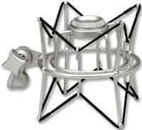 Samson Technologies SP01 Spider Shockmount Mic Stand