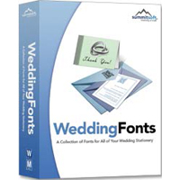 Wedding Fonts (PC)