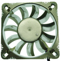 Evercool Aluminum 70mm Computer Case Fan