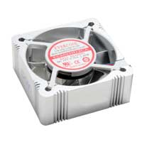 Evercool Aluminum 60mm Computer Case Fan