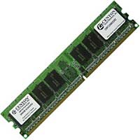 Centon MemoryPOWER 1GB DDR2-667 PC2-5300 CL5 Single Channel Desktop Memory Module