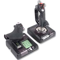Saitek Industries X52 Pro Flight Control System