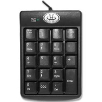 Gear Head 19-Key Numeric Keypad