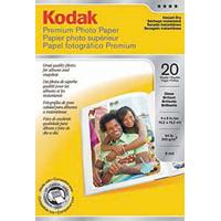 "Printworks Kodak Premium Photo Paper 4""x6"" 20 Sheets"