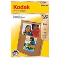 "Printworks Kodak Photo Paper 4""x6"" 100 Sheets"