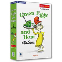 MacKiev Dr. Seuss's Green Eggs and Ham (Mac)