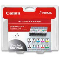 Canon PGI-9 Cartridge Value 10-Pack