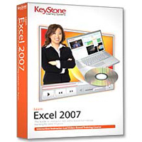 Keystone Microsoft Excel 2007 Essentials   (PC)