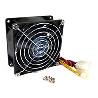 Vantec Tornado 80mm Dual Ball Bearing Case Fan