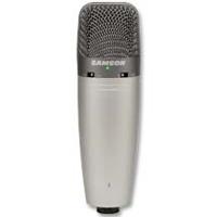 Samson Technologies Multi-Pattern USB Studio Condenser Microphone