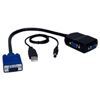 QVS Mini Video Distribution Amplifier
