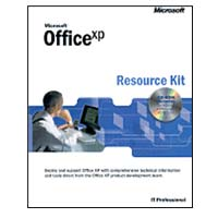 Microsoft Press Office XP Resource Kit