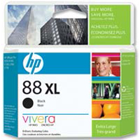 HP HP 88 XL Black Ink Cartridge (C9396AN)