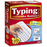 Individual Software Typing for Business (PC)