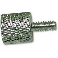 Link-Depot Aluminum Silver Thumbscrew 10-Pack