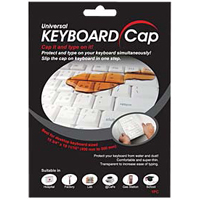 Green Onions Supply Desktop Keyboard Protector, Cap Style