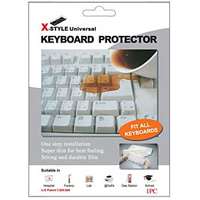Green Onions Supply X-Style Universal Desktop Keyboard Protector