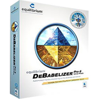 Equilibrium DeBabelizer Pro 6 Upgrade (Mac)
