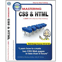 Amazing eLearning Mastering CSS & HTML (PC)