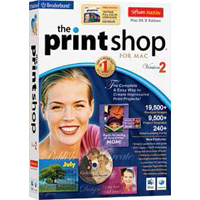 MacKiev The Print Shop 2 (Mac)