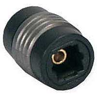 QVS Toslink Female to Female Coupler