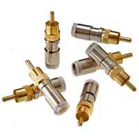 Paladin Tools RG59 Compression RCA Connectors