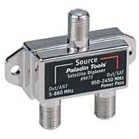 Paladin Tools Satellite Diplexer