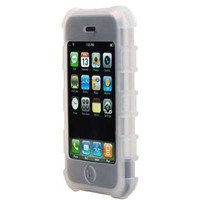 zCover iPhone iSAglove Original Ice Clear Silicone Case