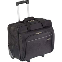Targus Metro Rolling Laptop Case Fits Screens up to 15.4""